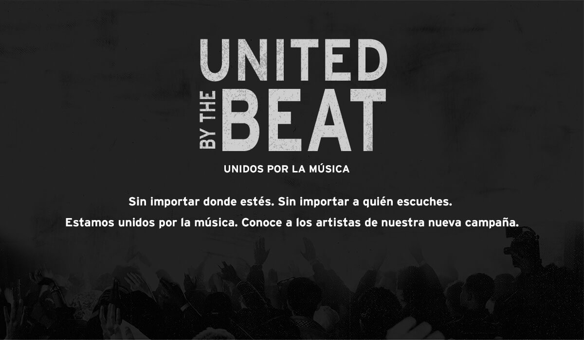 United by the beat