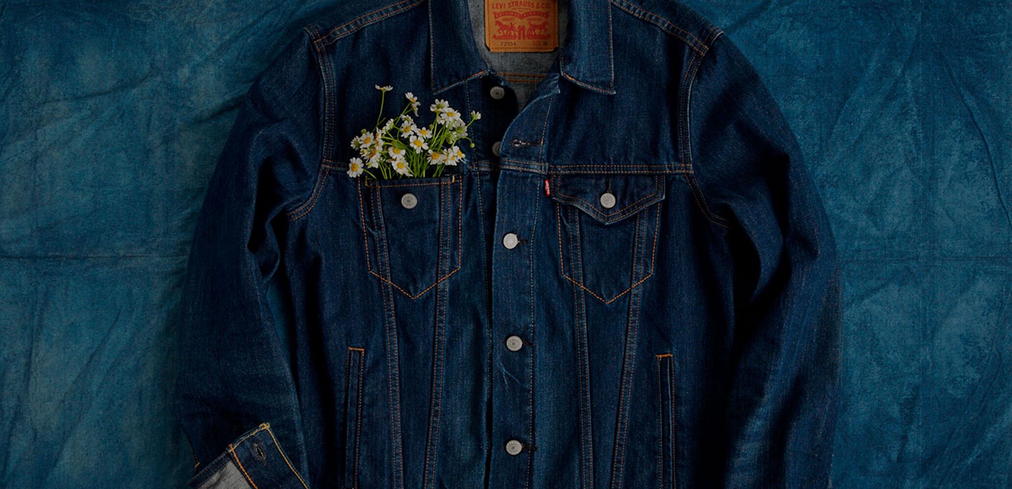 dia de la tierra levis denim jeans levi's