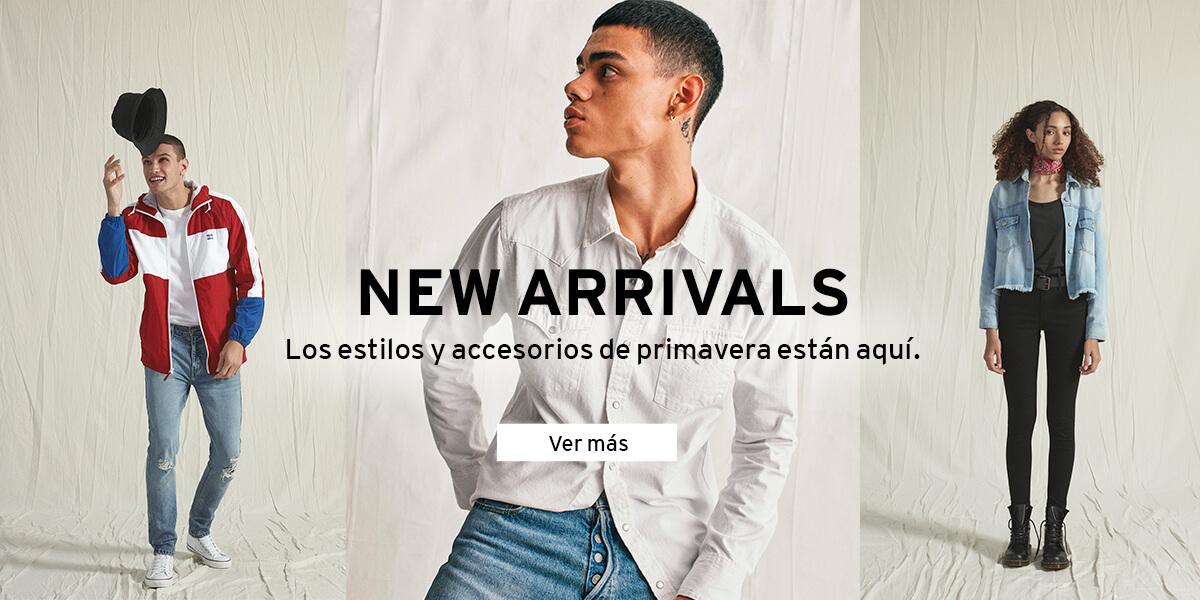 new arrivals levi's