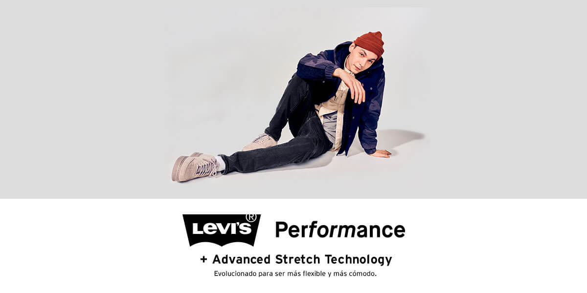 PERFORMANCE LEVI'S® Advanced Stretch