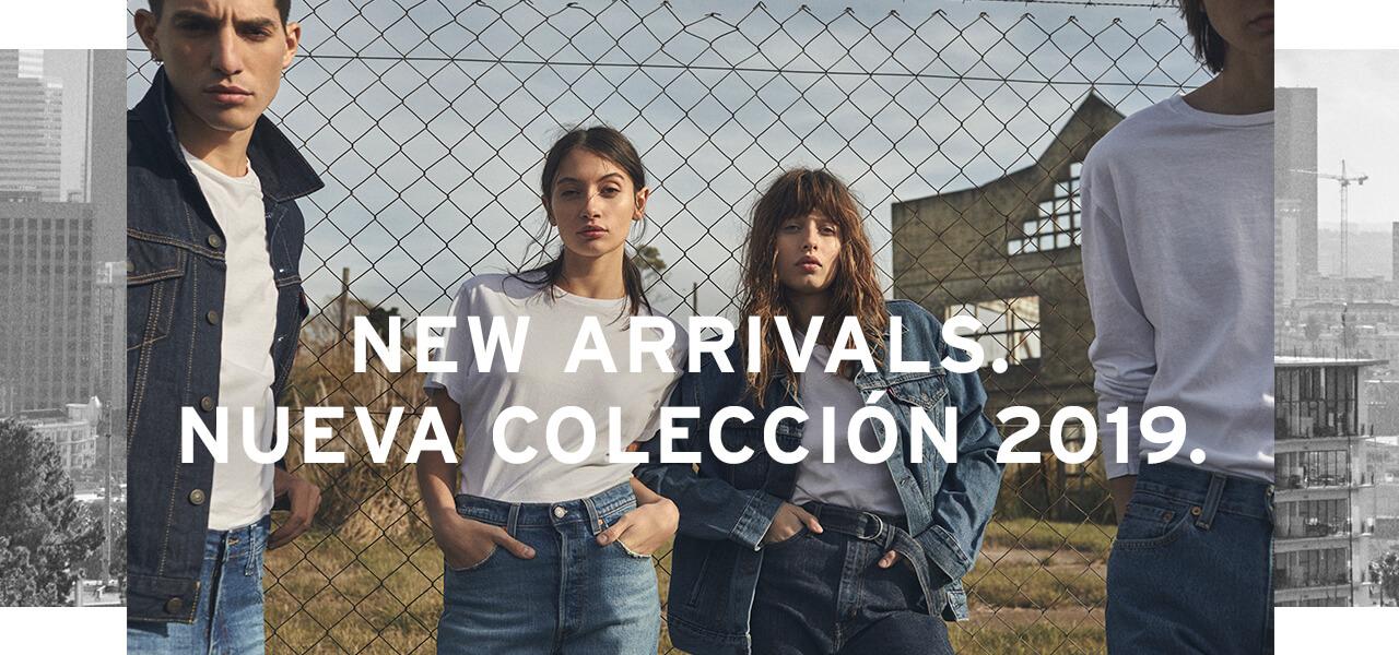 new arrivals equatorial 2019 levis primavera- verano