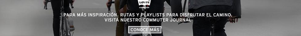 para más inspiración, rutas y playlists para disfrutar el camino, visitá nuestro commuter journal. conocé más.